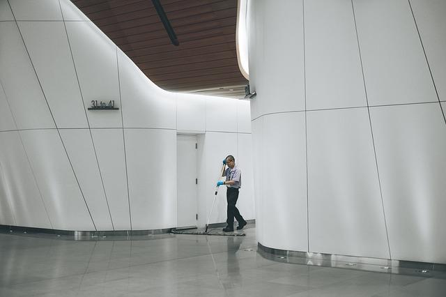 Schoonmaakbedrijf in Den Haag