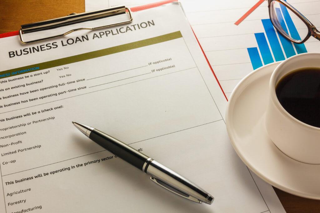 geld lenen als zelfstandig ondernemer
